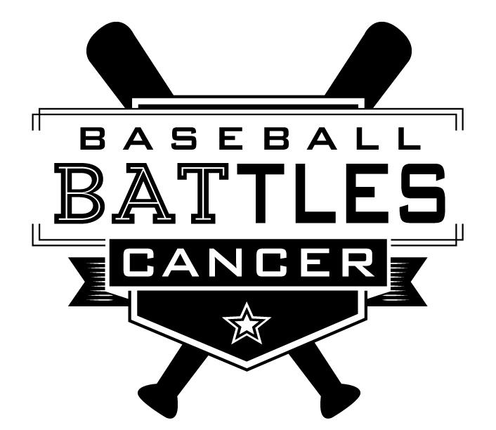 Logo Baseball Battles Cancer